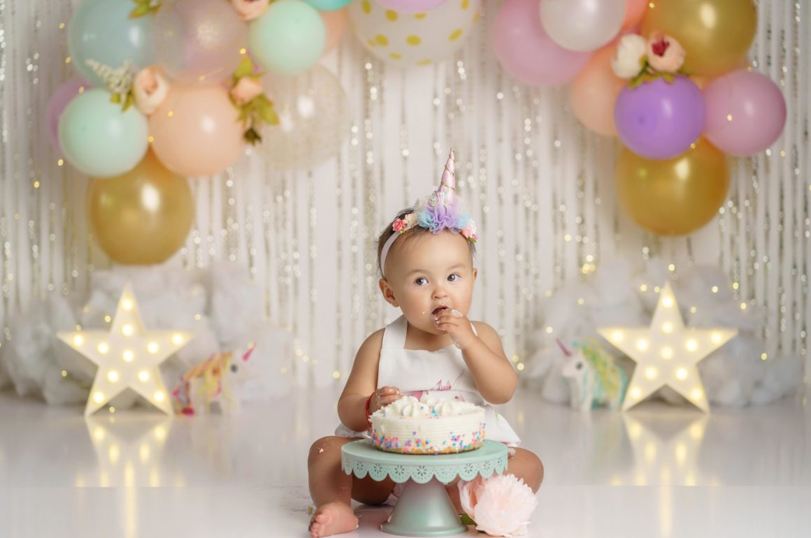 Baby Kaia Is Turning ONE – First Birthday Party (Unicorn Theme)